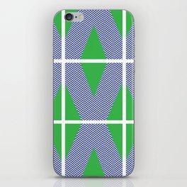 V for Visual Illusion iPhone Skin