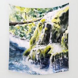 Bigar Waterfall, Romania Wall Tapestry