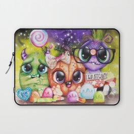 Lil Monsters - Halloween by Sheena Pike Laptop Sleeve