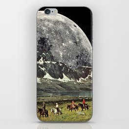 Mountains of Montanya iPhone Skin