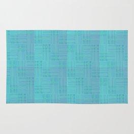 Interpretive Weaving (Scuba Doobie) Rug