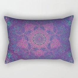 Magic mandala 30 Rectangular Pillow