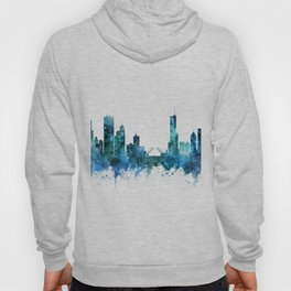 Chicago Illinois Skyline Hoody