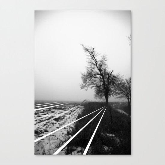 Transitions #7 Canvas Print