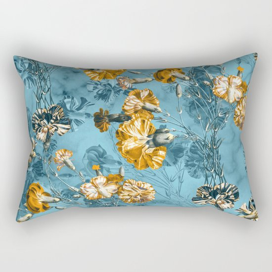 VINTAGE GARDEN IV Rectangular Pillow