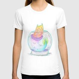 Pet Purrmaid T-shirt