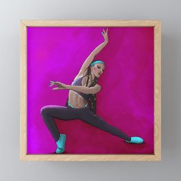 FKA Twigs Framed Mini Art Print