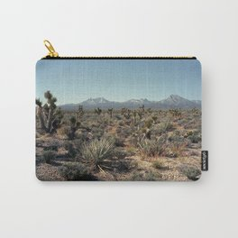 Cold Creek, Nevada Carry-All Pouch