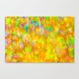 Bubble Eruption Canvas Print