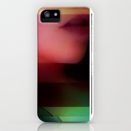 Deadly Digital Nightshade iPhone Case