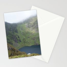 Wales Landscape 21 Cader Idris Mountain Lake Stationery Cards