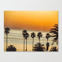 Cali Soca Makes Me Loco Canvas Print