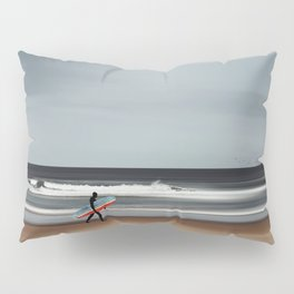 Last Surf of Summer Pillow Sham