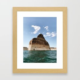 Lake Powell Pt. 4 Framed Art Print