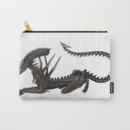 Xenomorph Warrior Babe Carry-All Pouch
