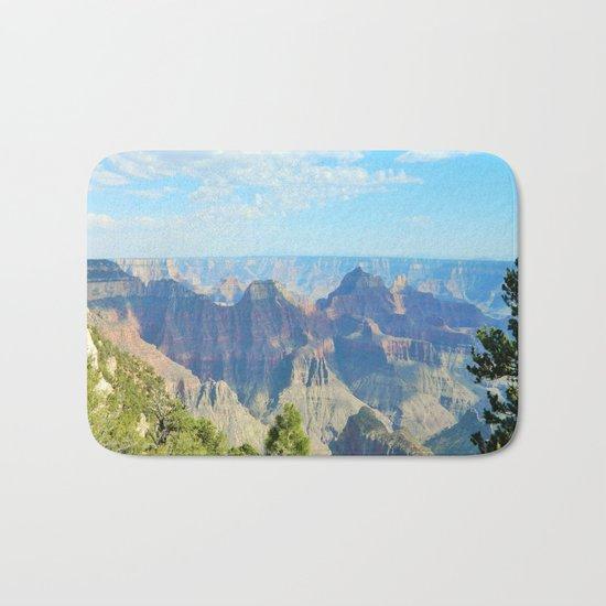 Grand Canyon Northern Rim Bath Mat