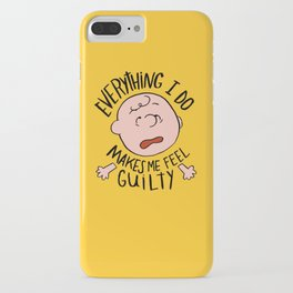 CHARLIE BROWN iPhone Case