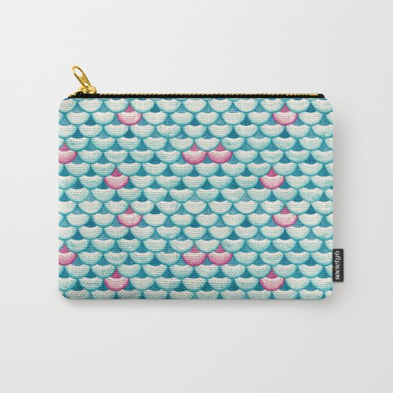 Song to the Siren Carry-All Pouch