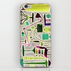 Modern Furniture Collage iPhone & iPod Skin