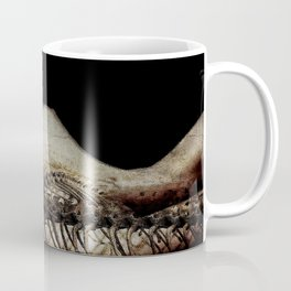 Flesh and Bone Suspended ~ Horizontal Image Coffee Mug
