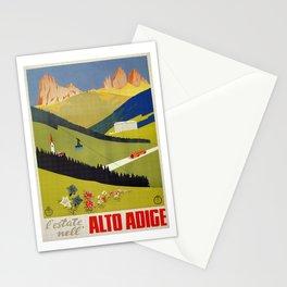 Alto Adige South Tyrol Stationery Cards