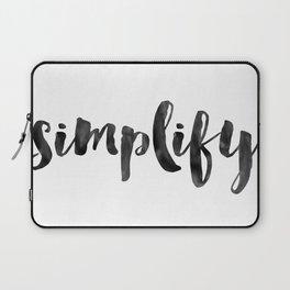 Simplify Laptop Sleeve