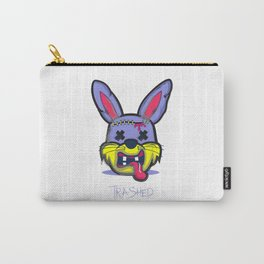 Destroyed Rabbit Carry-All Pouch