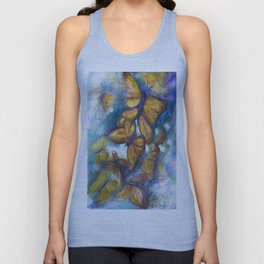 Shaded Wings Unisex Tank Top