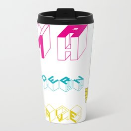MODERN SLAVE #intern Travel Mug