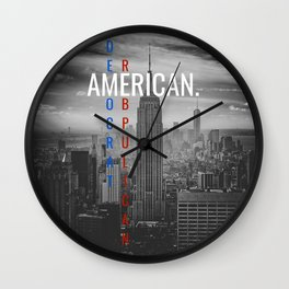 American Wall Clock