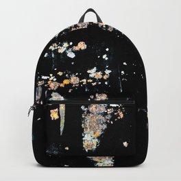 OXIDE ON BLACK BACKGROUND Backpack