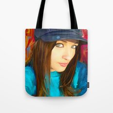 Colourful Vibes Tote Bag