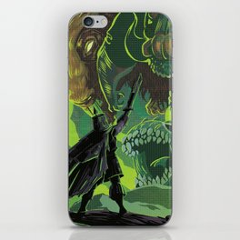 Against All Odds iPhone Skin