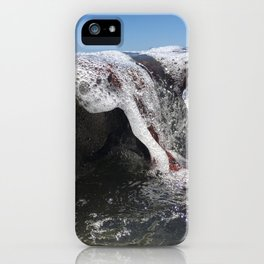 Spilling Over iPhone Case