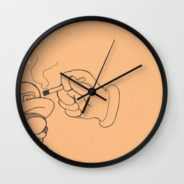 SSBDSM Wall Clock