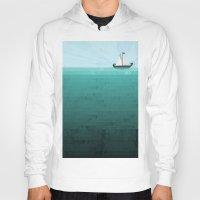 sail Hoodies featuring Sail by Kakel