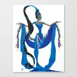 Yemaya Canvas Print
