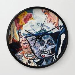 La Sesion de Espiritismo (The Seance) Wall Clock