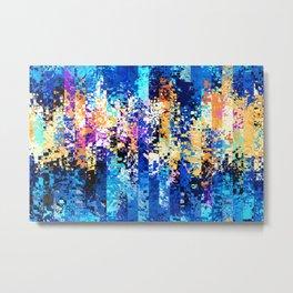 Pattern LXXIII Metal Print