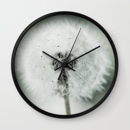 Soft End Wall Clock