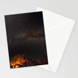 Stars over the Desert Stationery Cards
