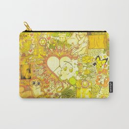 """""""The core of unequivocal, eternal & undying love"""" Carry-All Pouch"""