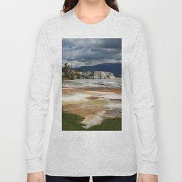 Grassy Spring View Long Sleeve T-shirt