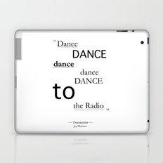 Dance... Laptop & iPad Skin