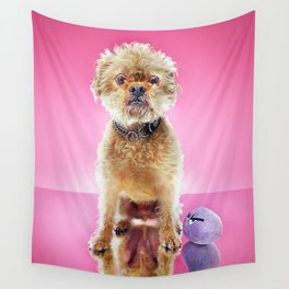 Super Pets Series 1 - Super Cosmo 2 Wall Tapestry