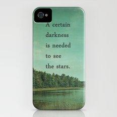 Stargazing Slim Case iPhone (4, 4s)