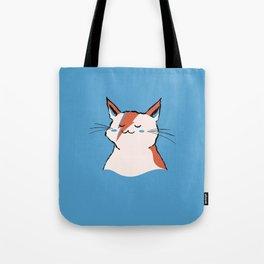 A Cat Insane Tote Bag