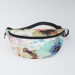 Poppies 03 Fanny Pack