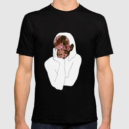 Girl waiting T-shirt