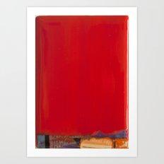 RED2 Art Print